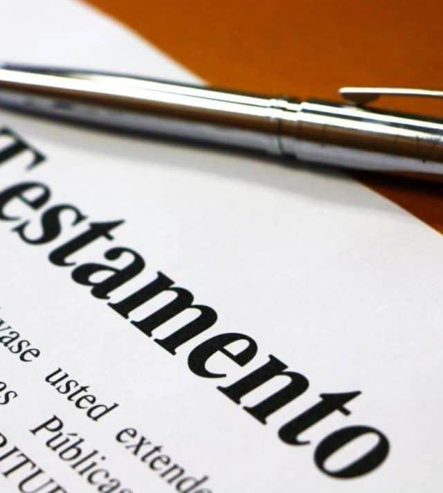 Apostilla legatille Testamento - Apostilla Testamento en Texas
